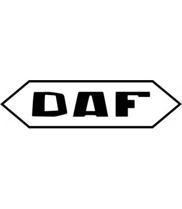 Liseret de calandre DAF