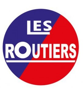 "Sticker ""Les Routiers"""