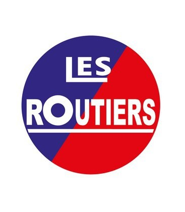 """Sticker """"Les Routiers"""""""