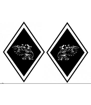 Losange Griffon
