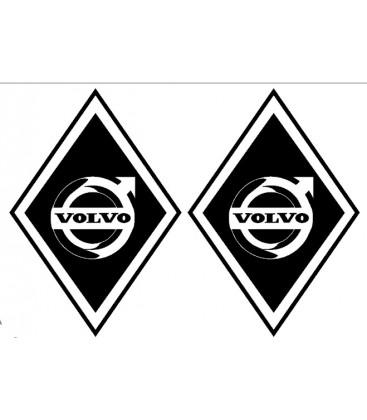 Losange Volvo