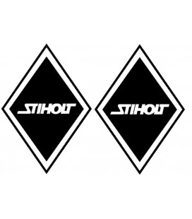 Stickers Losange STIHOLT