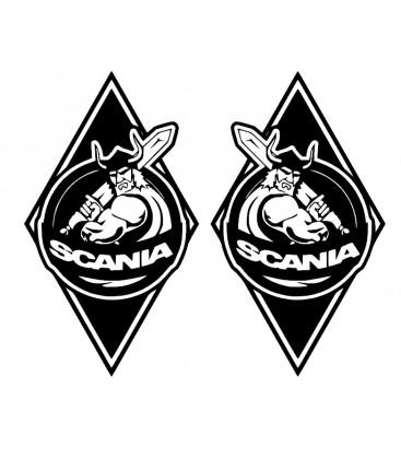 Losanges Scania