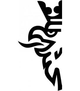 Stickers Demi Griffon Classique