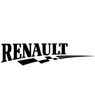 Damier Renault