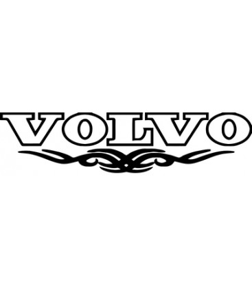 Tribal Volvo