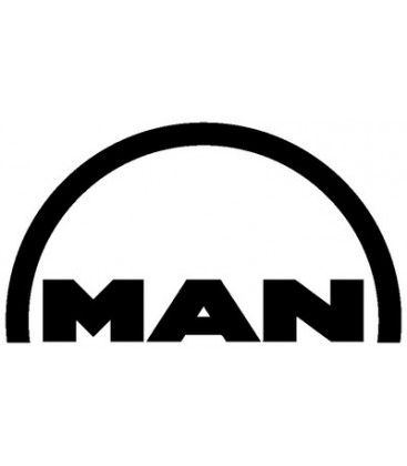 stickers man logo