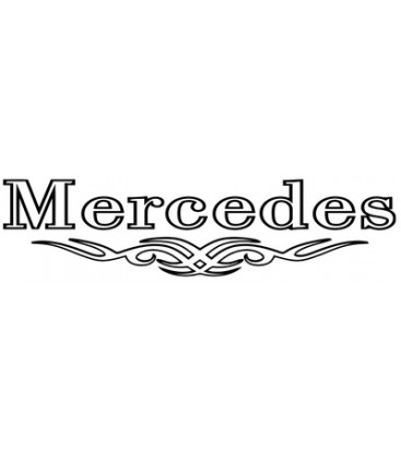 Tribal Mercedes