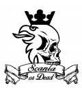 Stickers Scania or Dead