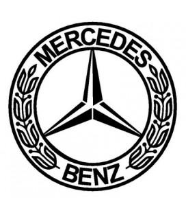 Mercedes Old school
