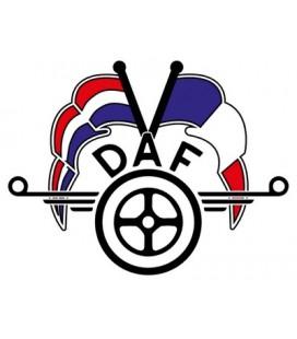 Stickers Logo Daf Drapeaux